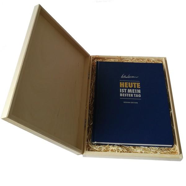 Geschenkbox + HEUTE-Buch Design-Edition