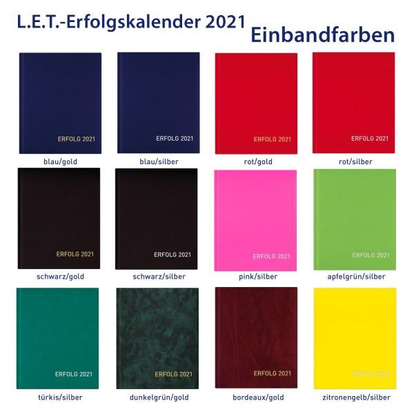 L.E.T.-ERFOLG 2021 Kleinformat (17 x 21 cm)