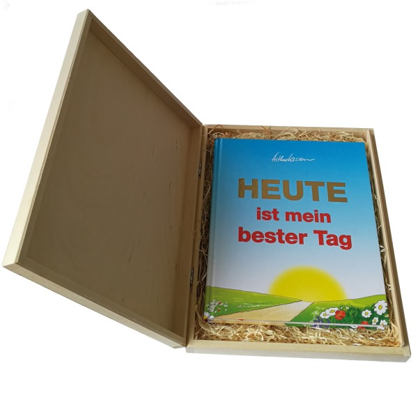 Geschenkbox + HEUTE-Buch