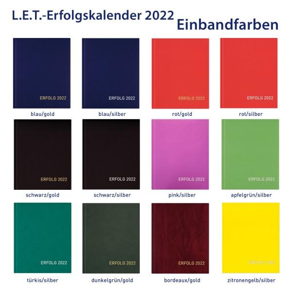 L.E.T.-ERFOLG 2022 Kleinformat (17 x 21 cm)