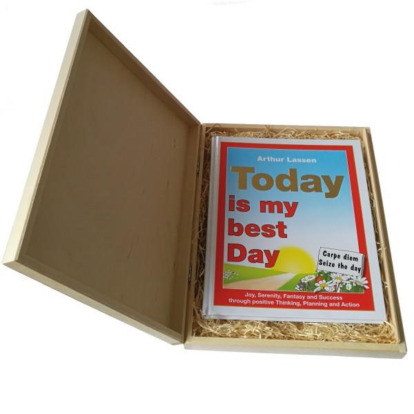 Geschenkbox + Today-Buch