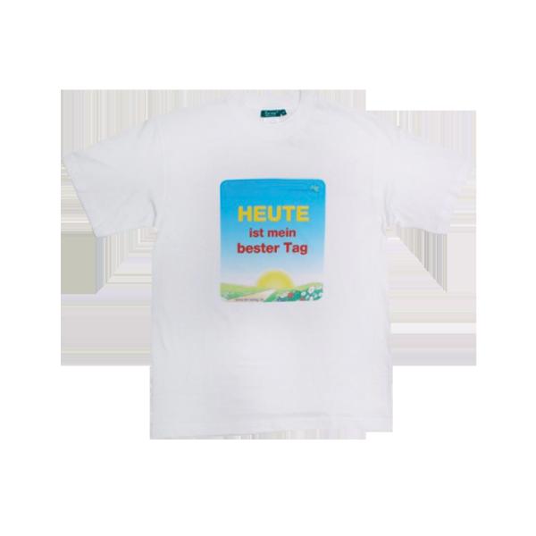"T-Shirt ""HEUTE ist mein bester Tag"""