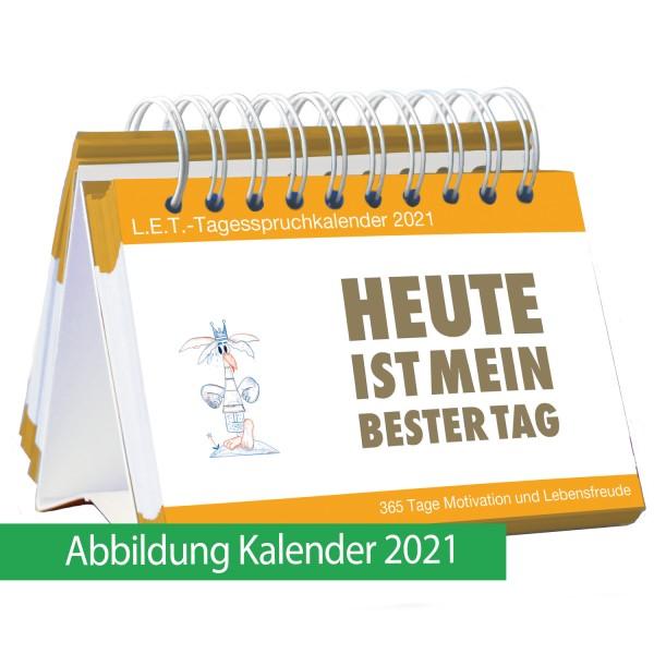 Tagesspruchkalender 2022