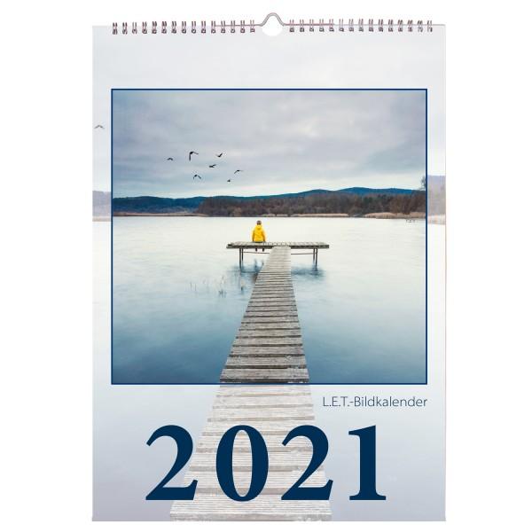 Bildkalender 2021 Posterformat
