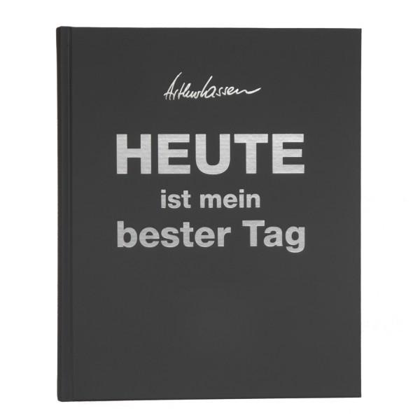 HEUTE ist mein bester Tag – Luxus-Edition MONDSTEIN-GRAU