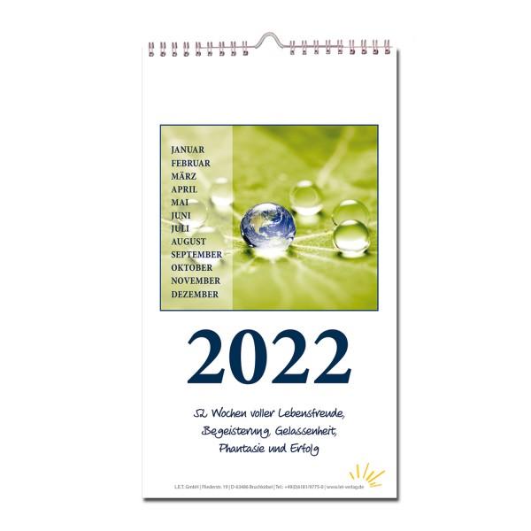 Wochenkalender 2022