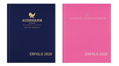 Beispiele für Logoprägung