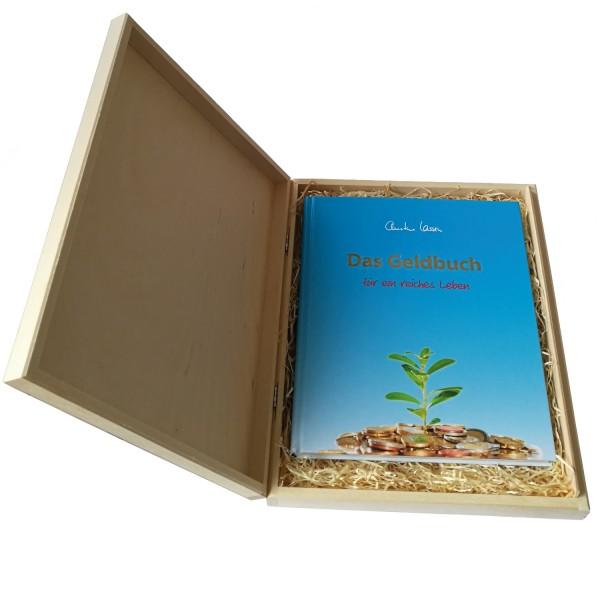 Geschenkbox + Geld-Buch
